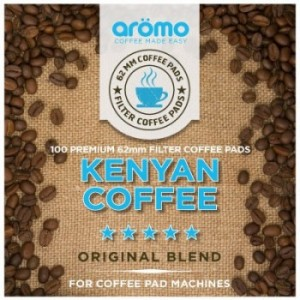 Aromo - KENYAN - 62mm Senseo Compatible Coffee Pods
